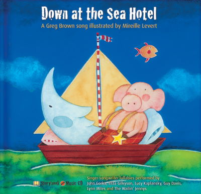 [Down at the Sea Hotel cover]
